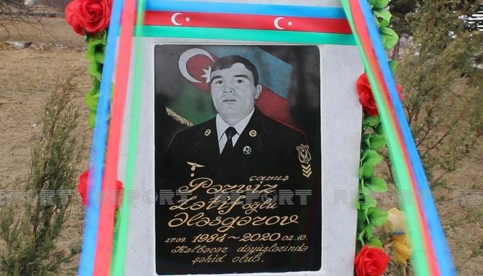 Üç il öncə yaralandı, Vətən müharibəsində isə şəhid oldu