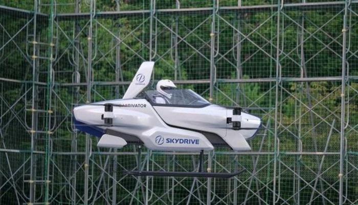 Uçan otomobil hayali gerçek mi oluyor?