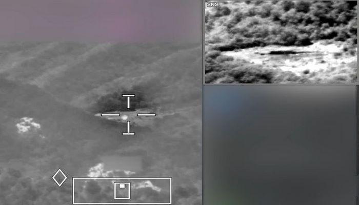 Уничтожен полевой пункт управления подразделения ВС Армении
