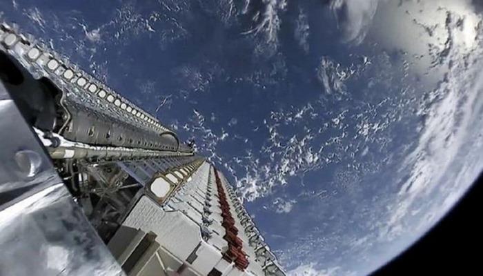Uzay'dan internet paylaşacak olan Starlink'in yeni hız değerleri belli oldu