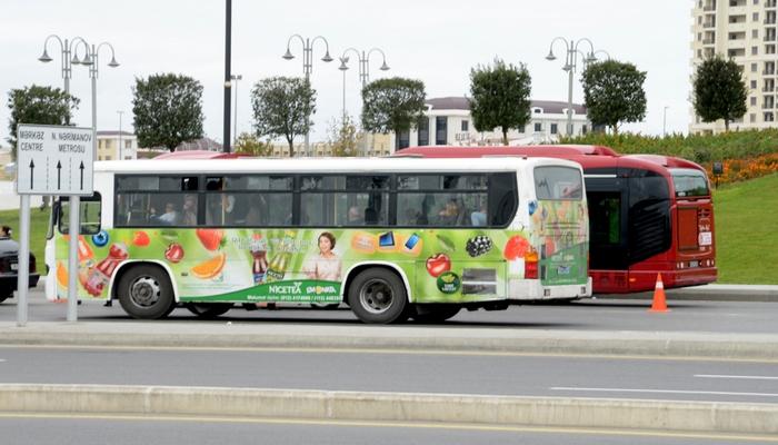 В 13 городах и районах Азербайджана в силе останется ограничение работы общественного транспорта в выходные