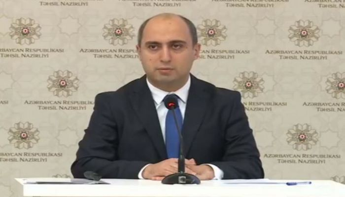 В Азербайджане 15 сентября возобновляется учебный процесс в учебных заведениях