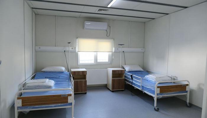 В Азербайджане два спортивных комплекса преобразуются в больницы модульного типа