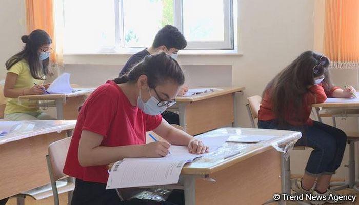В Азербайджане опубликован график второго тура вступительных экзаменов