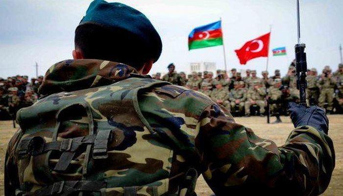 В Азербайджане пройдут совместные с Турцией широкомасштабные военные учения