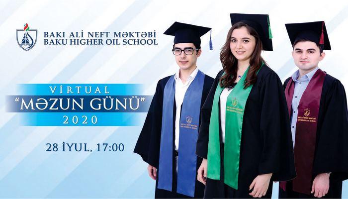В Бакинской высшей школе нефти прошел «Виртуальный день выпускника»