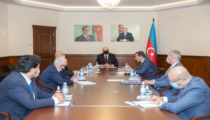 В Баку обсудили сотрудничество авиационной и туристической отраслей в условиях пандемии