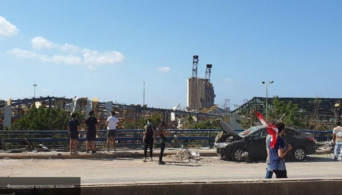 В Бейруте демонстранты захватили здание МИД...