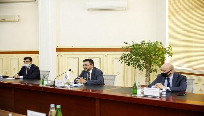 В БГУ побывала делегация Молодежного форума Организации исламского сотрудничества