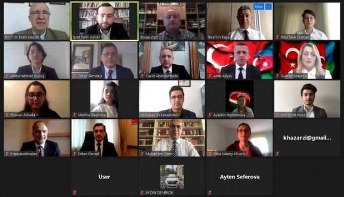 В БГУ совместно с вузами Турции проведен Карабахский симпозиум