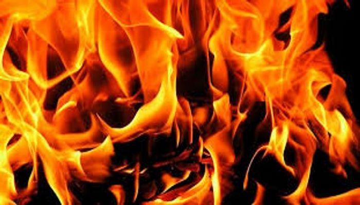 В Греции сотни людей покинули свои дома из-за лесного пожара