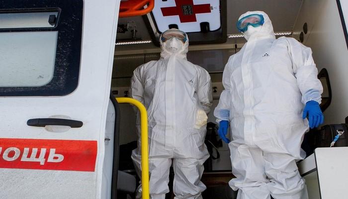 В России выявили 4 828 новых случаев коронавируса