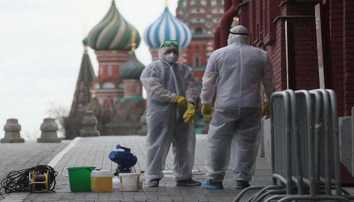 В России выявили за сутки 5 427 случаев заражения коронавирусом
