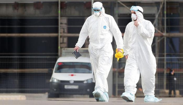 В России за сутки умерли из-за коронавируса 79 человек