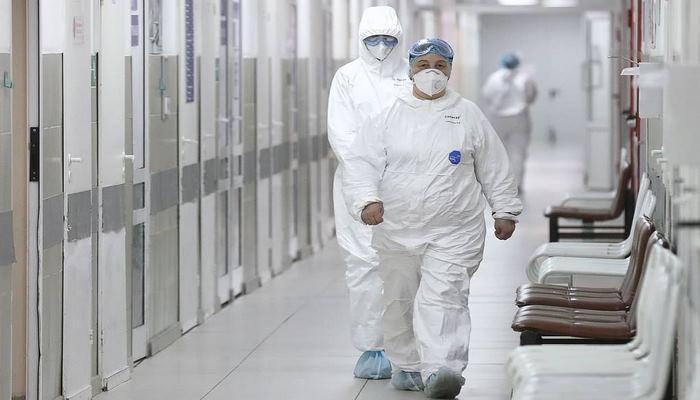 В России за сутки выявили 5 065 заразившихся коронавирусом