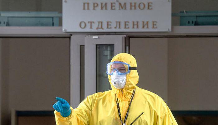 В России за сутки выявили 5 241 новый случай заражения коронавирусом