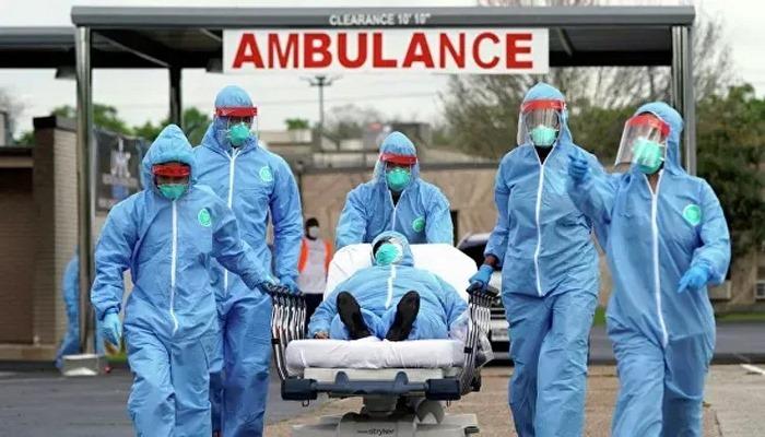 В США за сутки COVID-19 заразились 56 750, умерли 372 человека