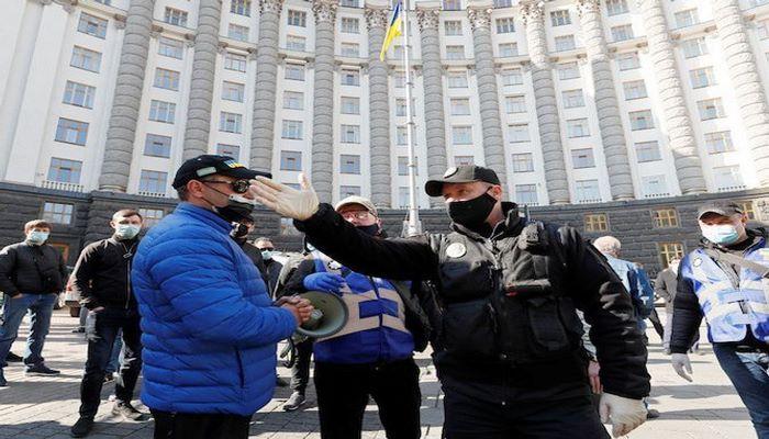 В Украине продлен карантин