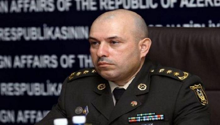 Вагиф Даргяхлы: Оперативная обстановка полностью находится под контролем армии Азербайджана
