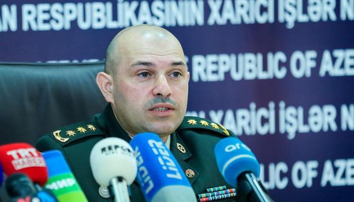 """Vaqif Dərgahlı: """"Sərəncamımızda olan silah-sursat düşmənin geri otuzdurulmasına şərait yaratdı"""""""