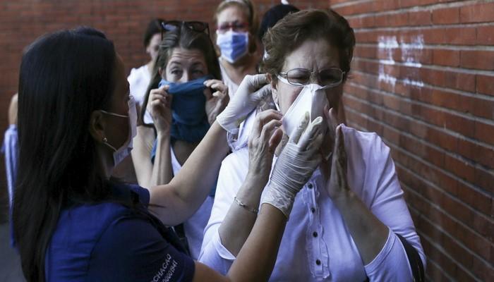 Venesuelada COVID-19-u neytrallaşdıran dərman yaradılıb