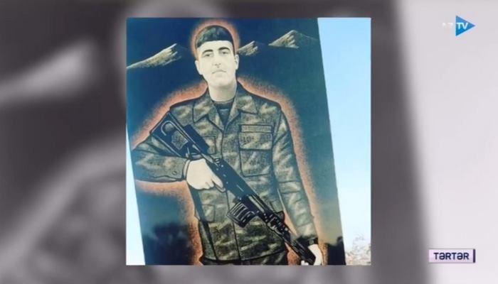 """""""Vətən uğrunda"""" medallı şəhidimiz İntiqam Ağayev sağlığında düşməndən intiqamını aldı"""