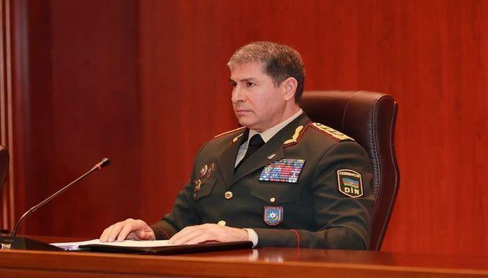 Vilayət Eyvazov polis mayoruna yeni vəzifə verdi