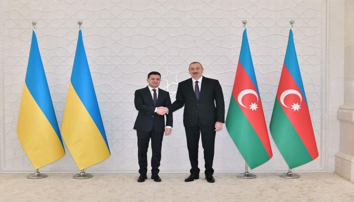 Vladimir Zelenski Prezident İlham Əliyevə telefonla zəng edib