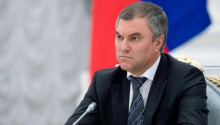 Володин проведет в Москве переговоры с председателем парламента Азербайджана