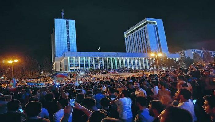 Возбуждено уголовное дело в связи с событиями перед зданием ММ