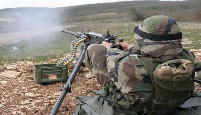 ВС Армении обстреляли азербайджанское село Дондар Гушчу