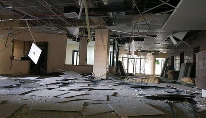 """Xankəndidə doğum evinin """"vurulması"""" yalanının ifşası"""