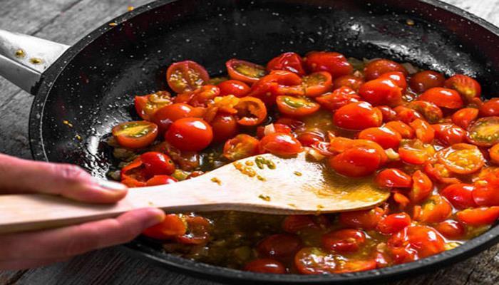 Xərçəngin ən yaxşı profilaktikası - Qızardılmış pomidor