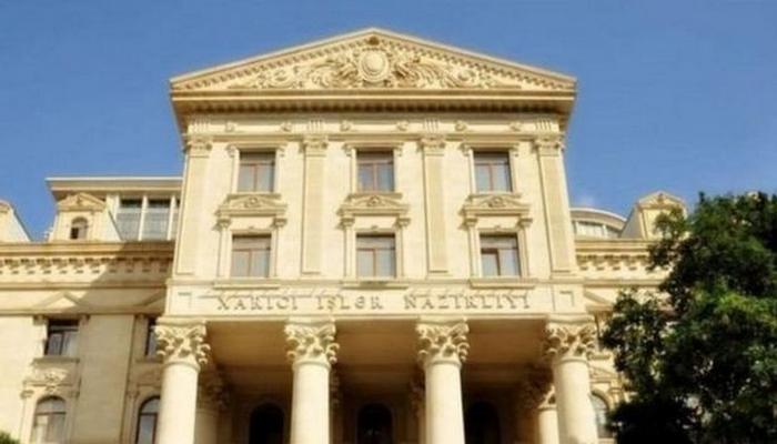 XİN-dən Ermənistanın yaydığı əsassız məlumatlara SƏRT REAKSİYA