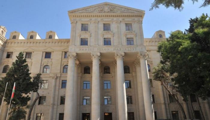 XİN-dən Minsk Qrupu həmsədrlərinin bəyanatına - Reaksiya