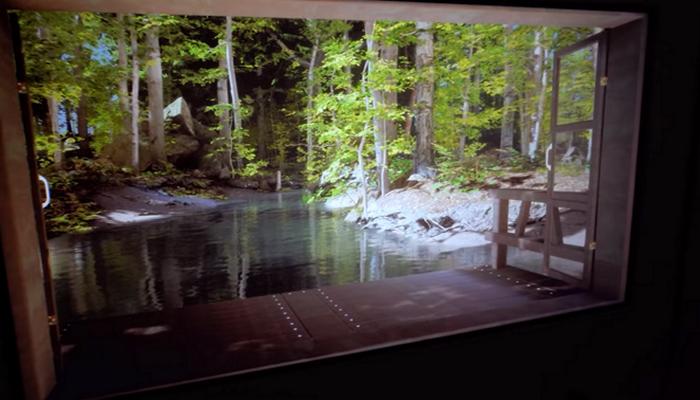 Yeni holoqrafik pəncərə eynək və qulaqlıq olmadan 3D dünyası yaradır