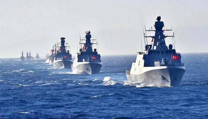 Yunanistan yeni provokasyona hazırlanıyor: Türkiye Akdeniz'deki doğu sınırlarında acilen MEB ilan etmeli