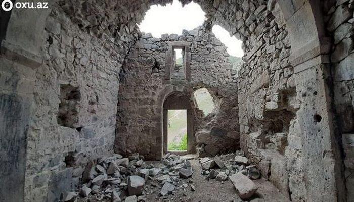 Забытая история Гейгеля: Албанская церковь, тайная пещера
