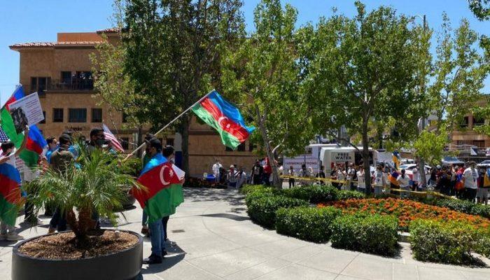 Задержан армянский дашнак, участвовавший в нападении на азербайджанцев в Лос-Анджелесе