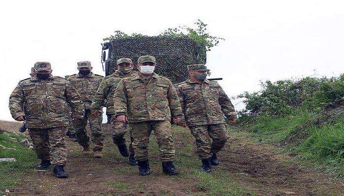 Zakir Həsənov azad edilmiş ərazilərə getdi