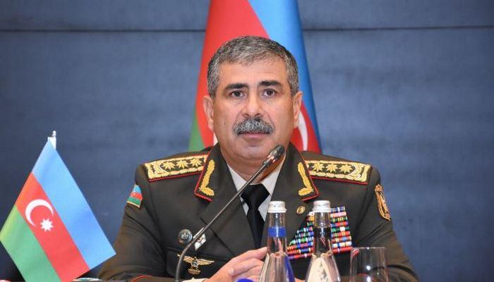Zakir Həsənov Ermənistanın təxribatlarının qarşısının alınması barədə əmr verib