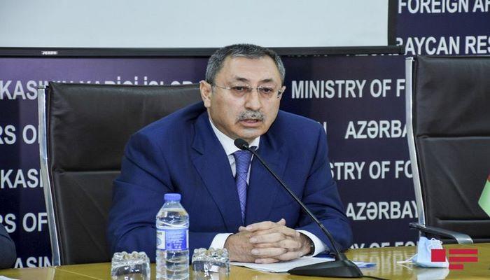Замминистра: Полиция США не смогла защитить генконсульство и азербайджанцев во время нападения армян