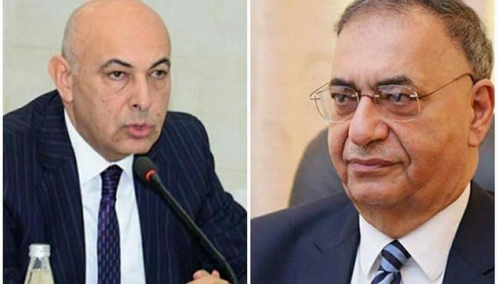Завотделом Администрации Президента Азербайджана Адалят Велиев встретился с очередным лидером партии