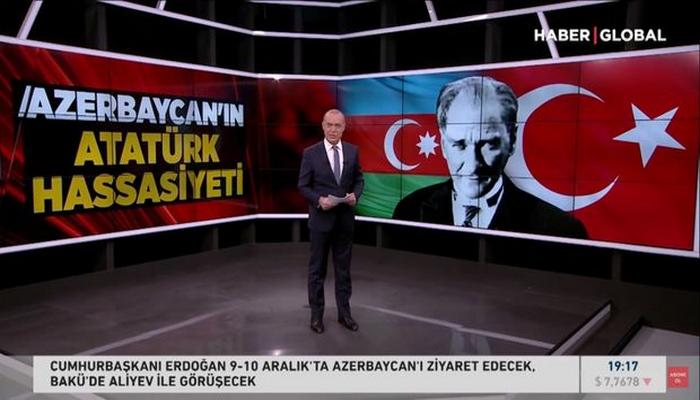 """Zəfər Gününün tarixinin dəyişdirilməsi """"Haber Global""""ın efirində: """"Tarixi jest, Atatürk həssasiyyəti"""""""
