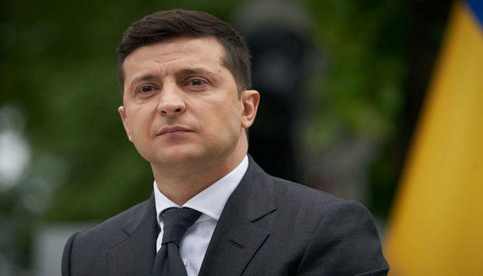Zelenski Belarus xalqına müraciət etdi