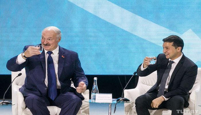 Zelenski Lukaşenkonun yerində olsaydı, hansı addımı atardı? - AÇIQLAMA