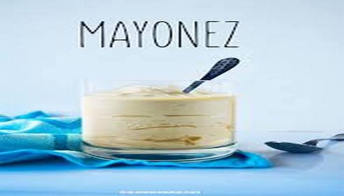 Zeytinyağı, bal ve sirkeli yalancı mayonez