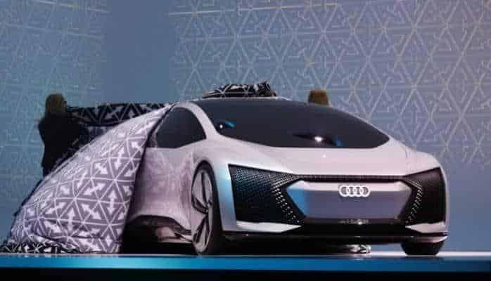 Frankfurtdakı avtosalondan ən maraqlı konseptual avtomobillər