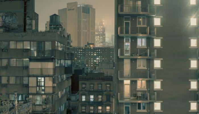 Nyu-Yorkun Çin məhəlləsi