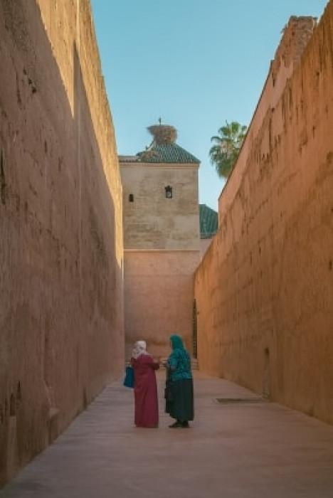 Maritina Laskaridou - Marokkoya səyahət